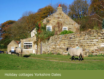 cottages to rent in the Yorkshire Dales for holidays and weekend breaks