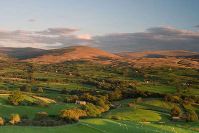 Wonderful views around Sedbergh in the Yorkshire Dales