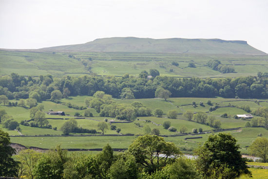 around askrigg, yorkshire dales
