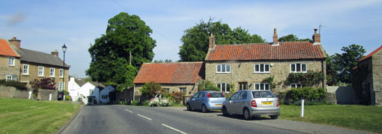 self-catering accommodation in bedale
