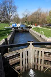 Bell Furrows Lock in Ripon