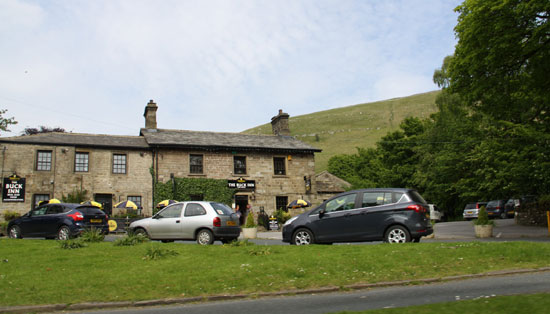 Buckden Inn - a good place to stay in the yorkshire Dales
