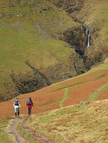 Cautley Spout near Sedbergh
