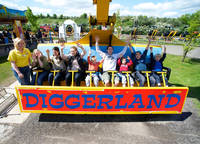 Diggerland Yorkshire for family fun