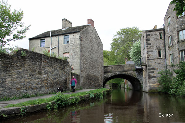 The Skipton Canal