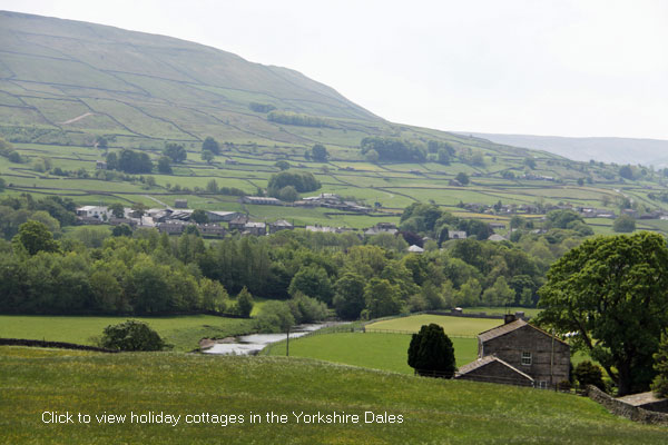 holiday cottages in the Yorkshire Dales for family self catering