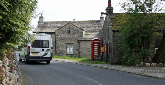 Kettlewell village wharfedale