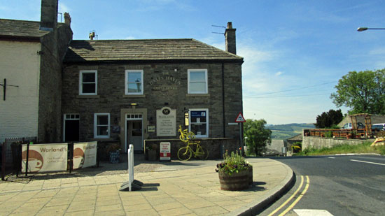 Leyburn places to stay
