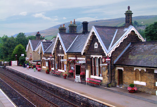 Settle Railway Station