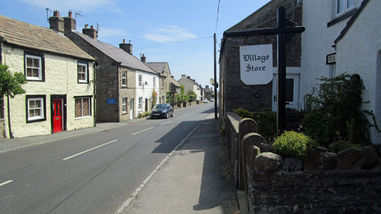 west witton village store and tea shop